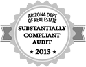 Substantially Compliant Audit 2013